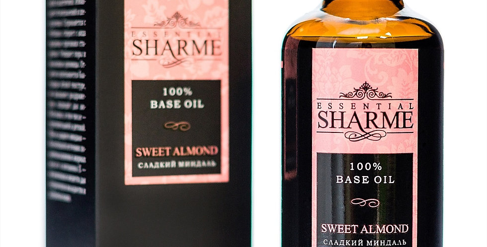 SHARME ESSENTIAL BASE OIL SWEET ALMOND