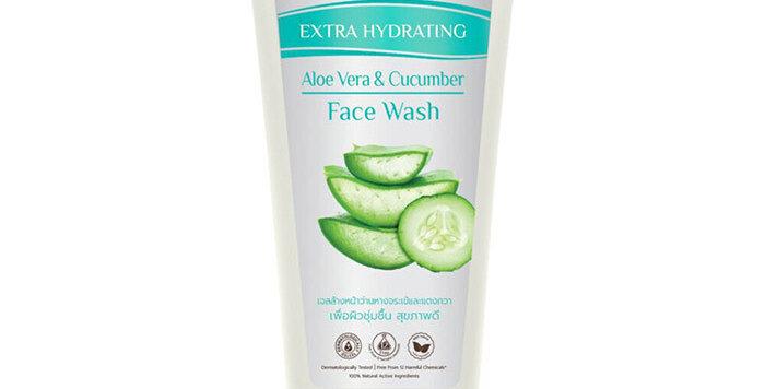 Khaokho Talaypu Aloe Vera & Cucumber Face Wash