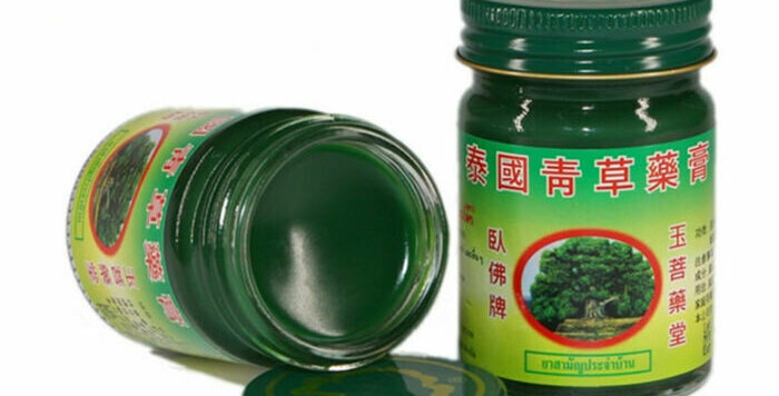 PhoHerb Emerald Herbal Balm