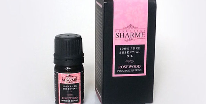 SHARME ESSENTIAL ROSEWOOD  ESSENTIAL OIL