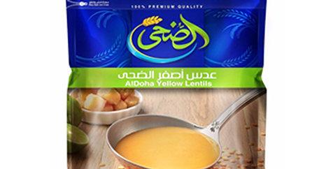Al-Doha  Yellow lentils