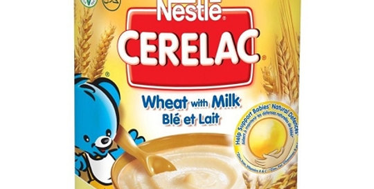 Nestlé Cerelac Wheat with Milk