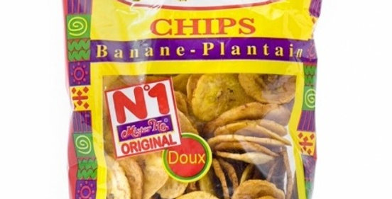 Mister Ho Plantain Chips Sweet