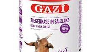 GAZI Ziegenkase in Salzlake