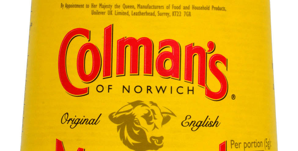 Colmas Mustard
