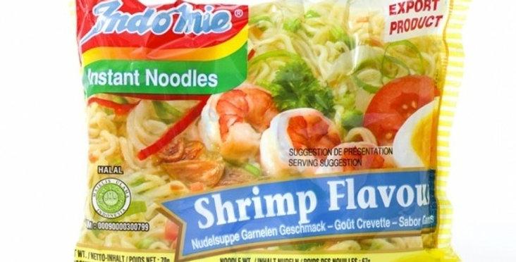 Indomie Instant Noodles Shrimp Flavour