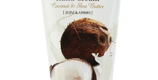 FarmStay Tropical Fruit Hand Cream Coconut & Shea Butter