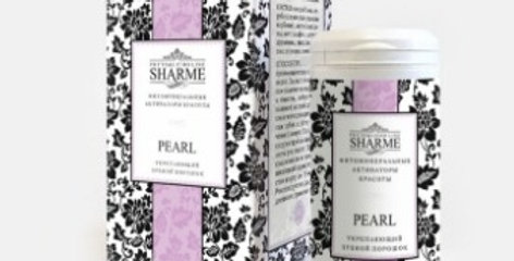 SHARME PEARL STRENGTHENING TOOTH POWDER