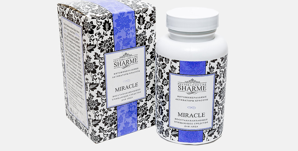 SHARME MIRACLE FACIAL CLEANSER