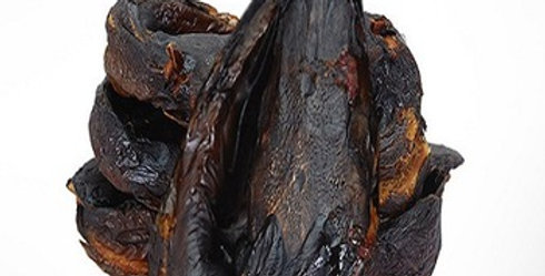 Traditional Food Africa Catfish smoked