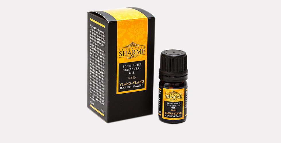 SHARME ESSENTIAL ILANG-ILANG ESSENTIAL OIL