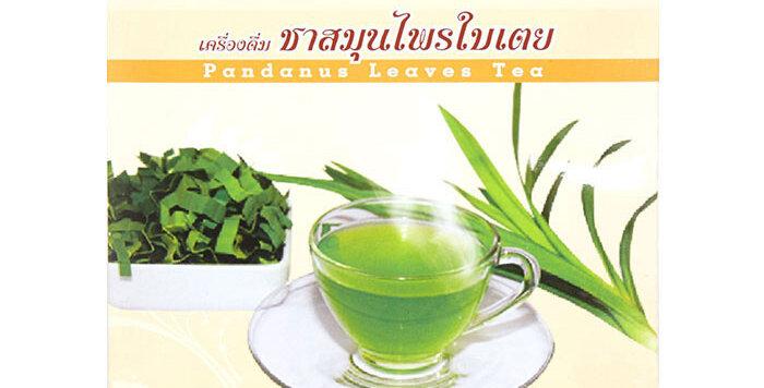 Dr. Green 100% Natural Organic Tea  Pandanus Leaves