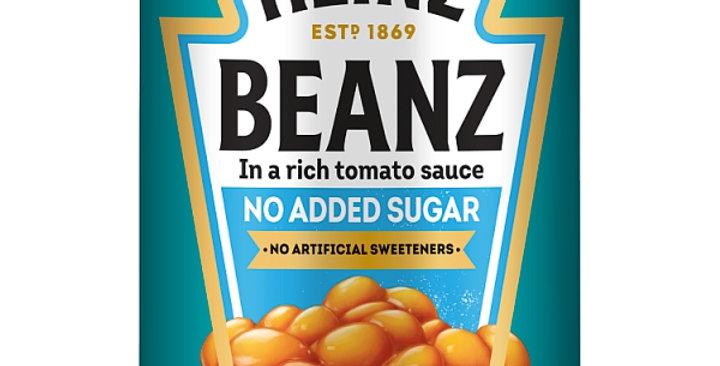 Heinz Beanz  NO ADDED SUGAR