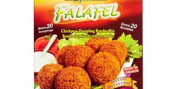 Abido falafel mixture