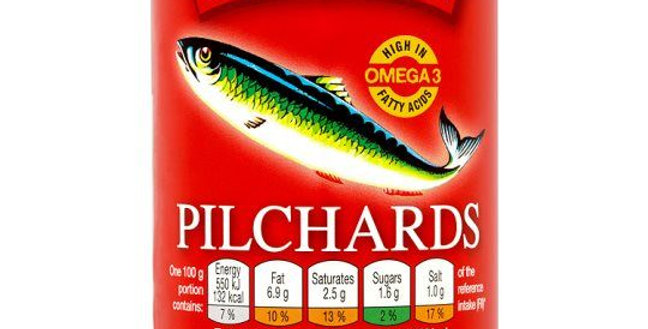 Pacific Pilchards in Tomato Sauce