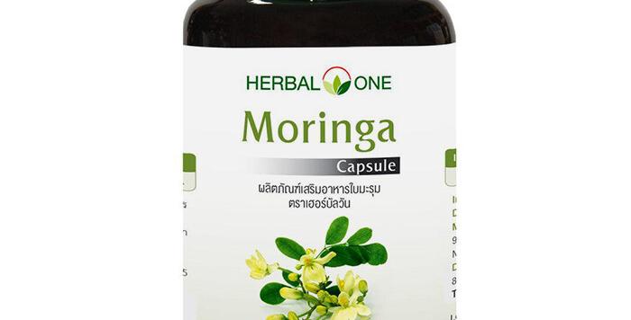 Herbal One Moringa Capsule