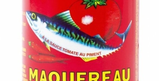 Geisha Mackerel in Tomato Sauce with Chilli
