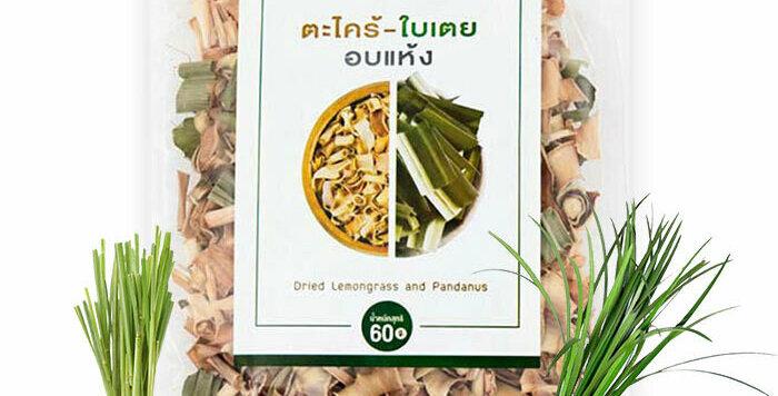 Dr. Green  Pandanus and Lemongrass Leaves