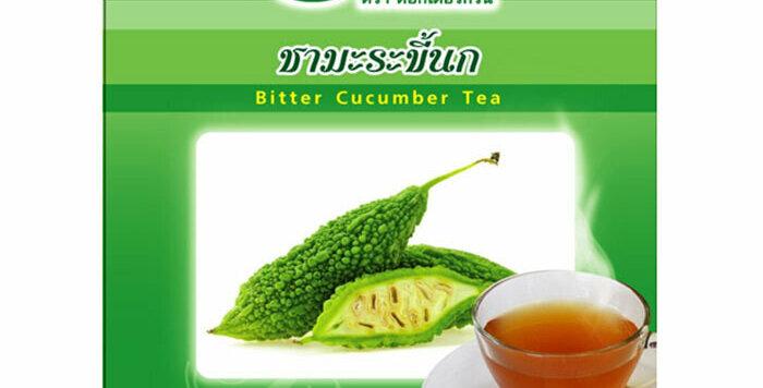Dr. Green 100% Natural Organic Tea  Momordica Harantia