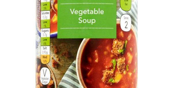 Coop Vegetable Soup