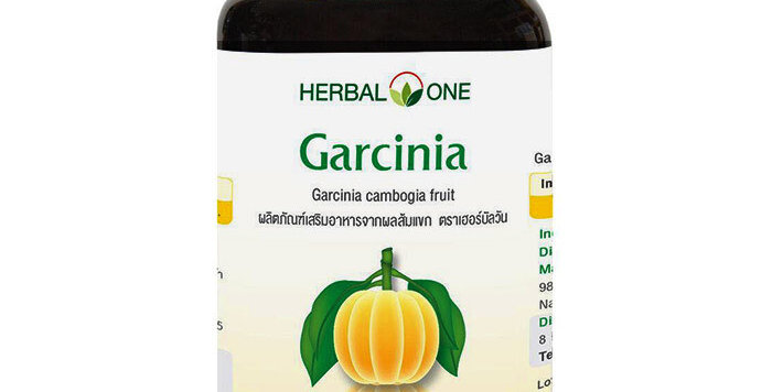 Herbal One Garcinia Cambogia Weight Loss, Metabolism Recovery