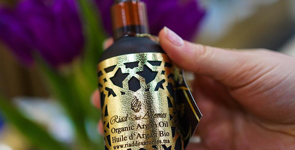 Riad des aromes Argan Oil Amber-Musk