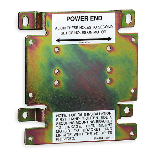 Honeywell adaptor bracket