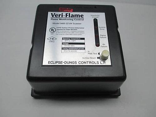 Veri-Flame Flame Monitoring Control