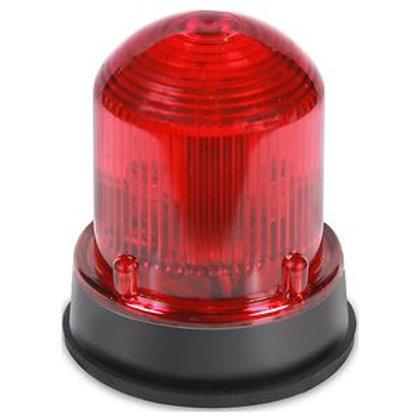 Telemechanics red rotating light