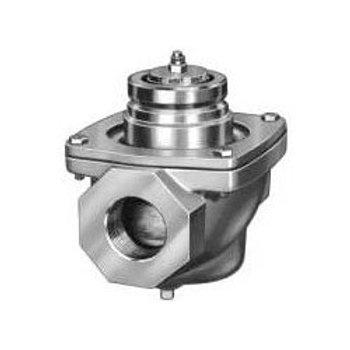HONEYWELL High Pressure Industrial Gas Valve w/ On-Off Safety Shut-Off