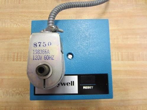 Honeywell Flame Safeguard