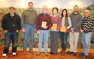 JCCB Awards Wapsipinicon Trail Committee