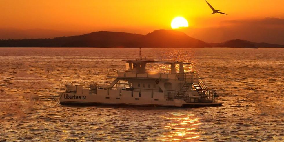 Wine Boat | Vinho em alto mar