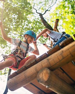 Buitensport voor kinderen