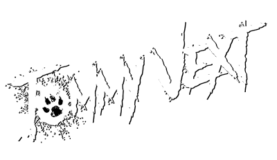 Tommy Vext rock singer about page logo