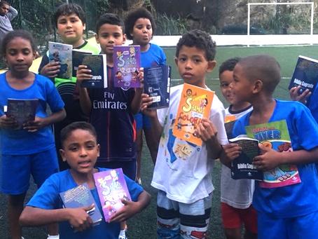 Leitura no Futebol