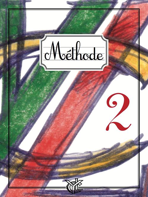 Méthode 2 YLC avec CD