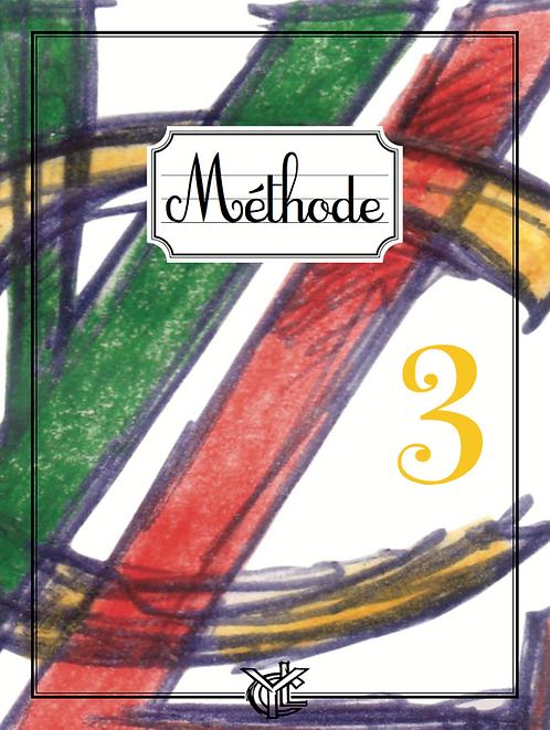 Méthode 3 YLC avec CD
