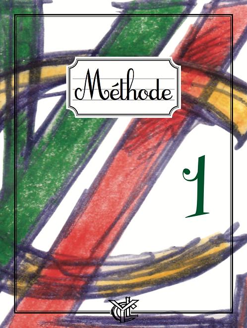 Méthode 1 YLC avec CD