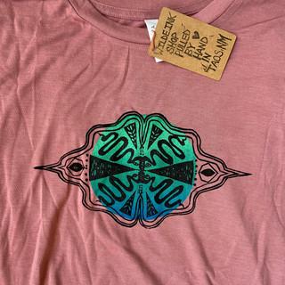 Serpent Mandala T-Shirt