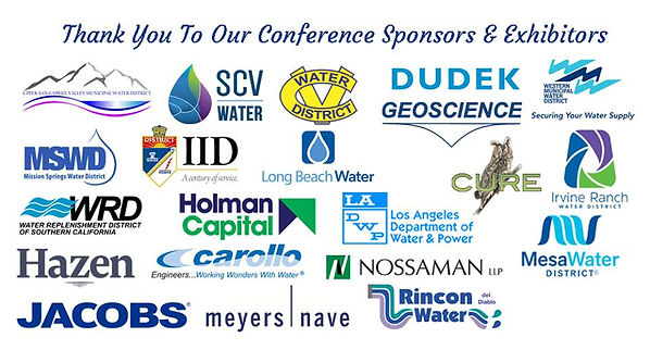 Urban Water Institute Conference Sponsor