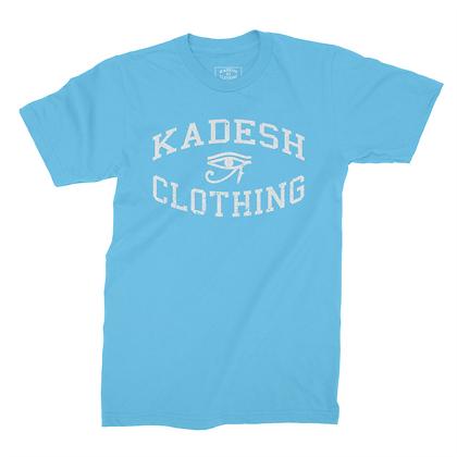 EYE OF KADESH TEE (BABY BLUE)