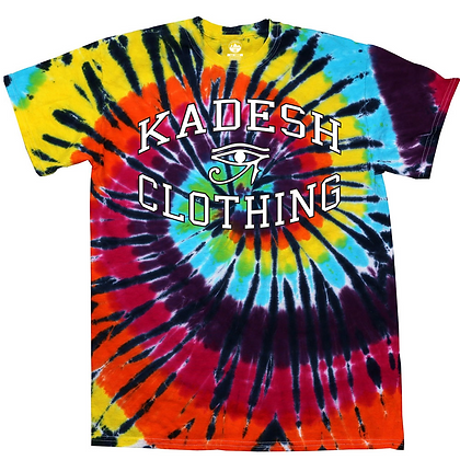 EYE OF KADESH TEE (TIE DYE)