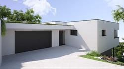 Vila Meridiem - garáž