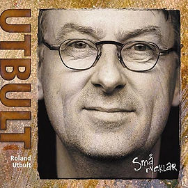 """CD 2003 """"Små nycklar"""" med Roland Utbult."""