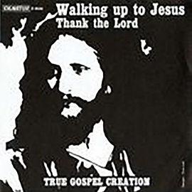 Singel 1972 med Roland Utbult i bandet True Gospel Creation.