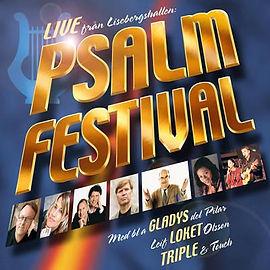 """2005 genomförde Roland Utbult projektet """"Psalmfestival"""", som resulterade i en CD inspelad live i Lisebergshallen, Göteborg. En lång rad artister medverkade, bland andra Gladys del Pilar, Leif 'Loket' Olsson och Triple & Touch."""