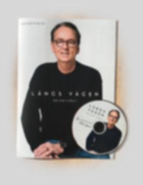 """Roland Utbults CD och nothäfte """"Längs vägen"""". Release 12 juni 2020."""