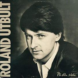 """LP 1982 """"På din sida"""" med Roland Utbult."""