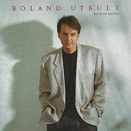 """Roland Utbults album """"Den första kärleken"""" från 1988 gavs ut på både LP, CD och kassett."""